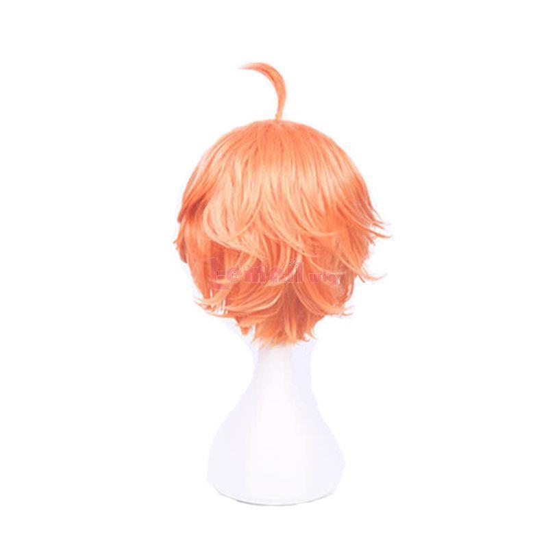 Anime Satsuriku no Tenshi Edward Mason Cosplay Wigs