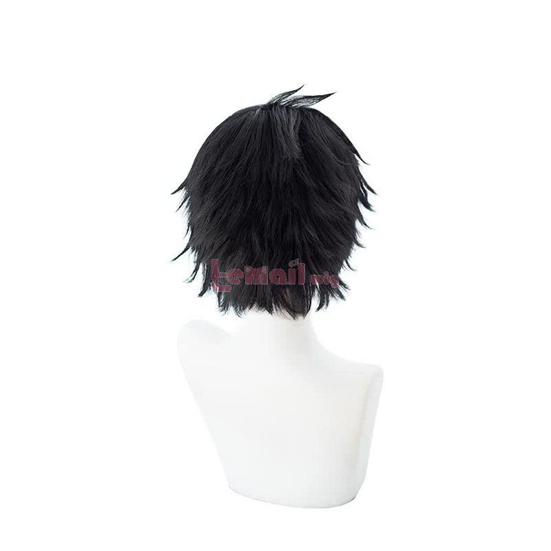 Anime Satsuriku no Tenshi Zack Cosplay Wigs