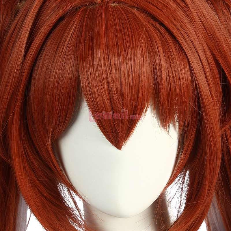 Anime Uma Musume Pretty Derby Daiwa Scarlet Cosplay Wigs