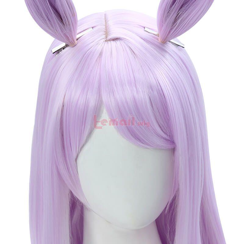 Uma Musume Pretty Derby Mejiro McQueen Purple Cosplay Wigs