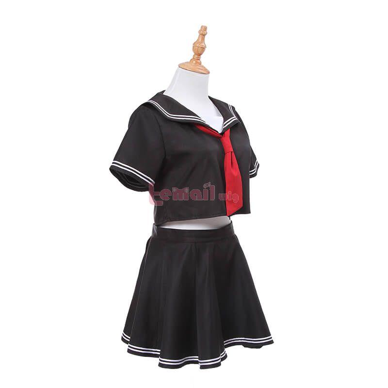 Black Sailor Uniform Fate Grand Order Ruler Jeanne d'Arc Cosplay Costume