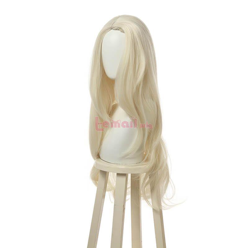 long blonde wigs