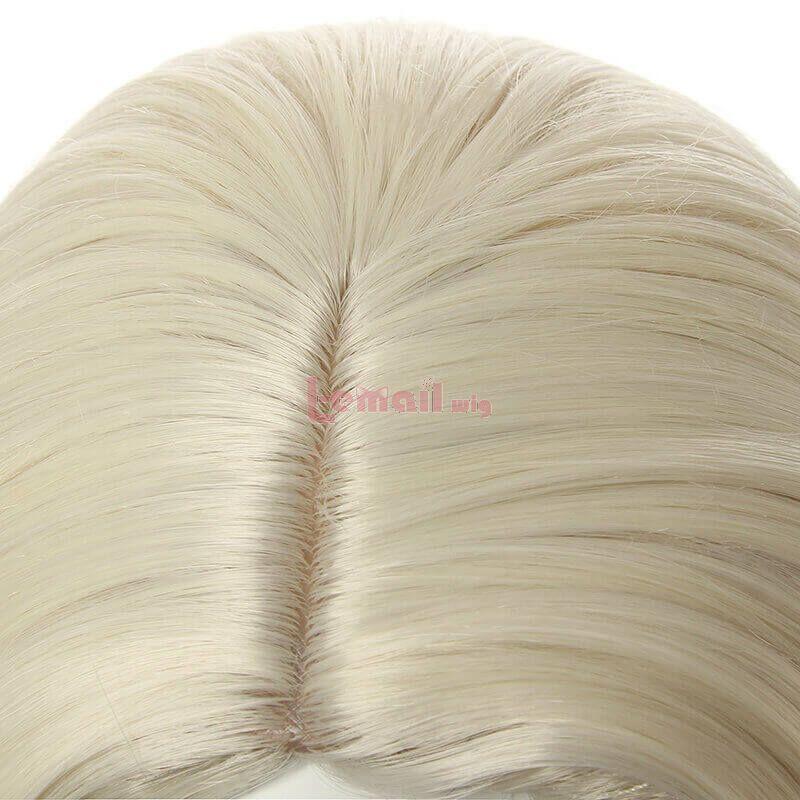 blonde wigs long