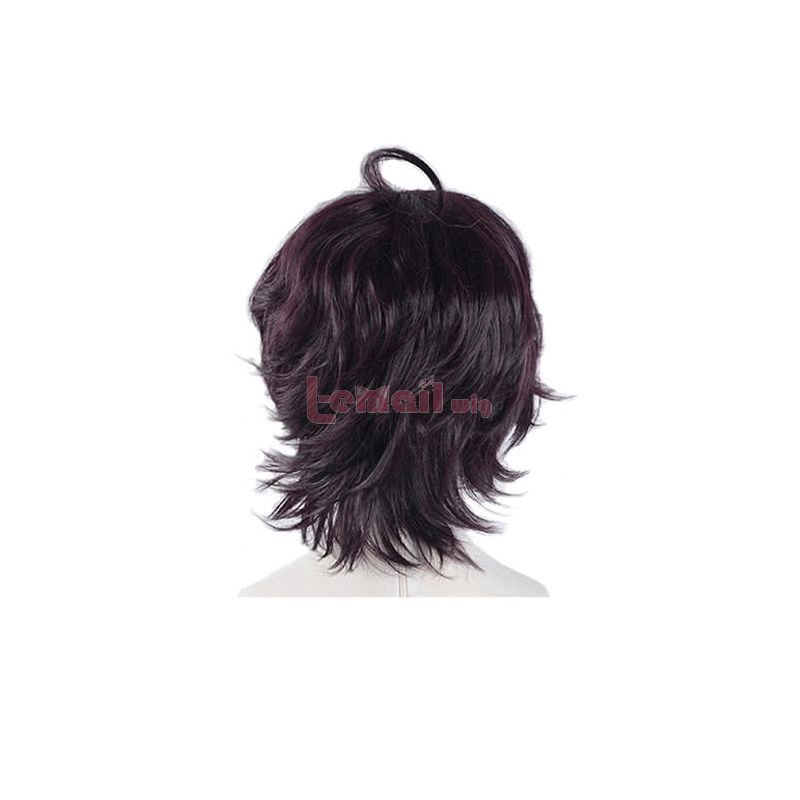 Anime Blood Blockade Battlefront Leonardo Watch Cosplay Wig