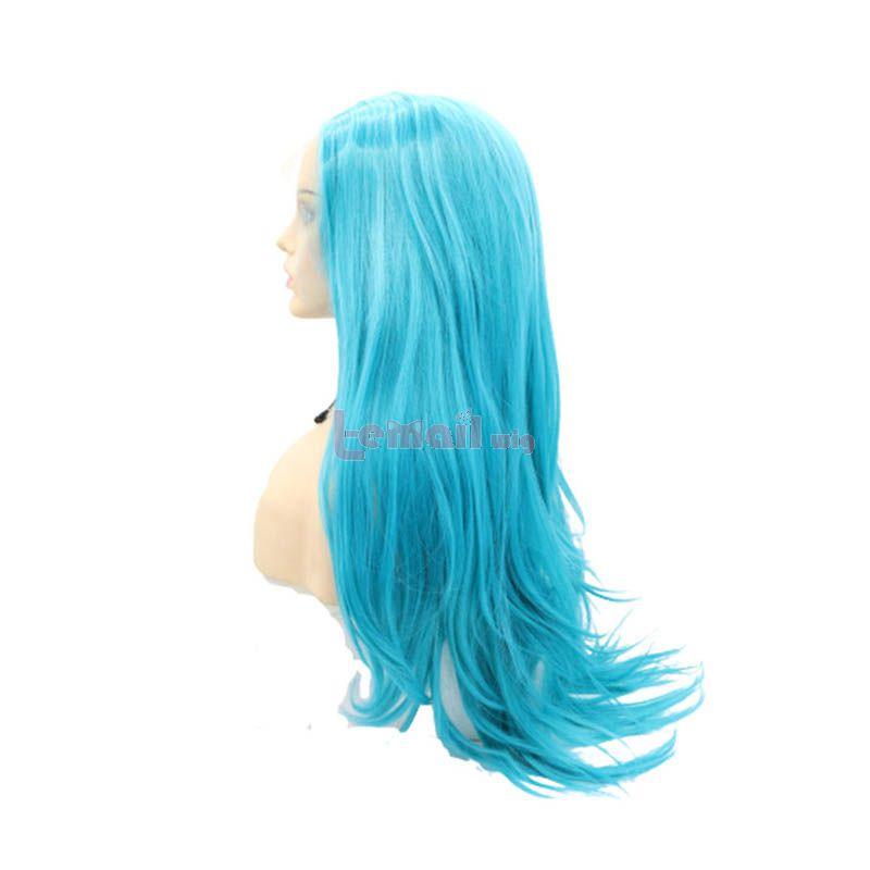 Blue Lace Front Wigs