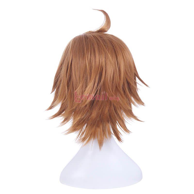 men short cosplay wigs brown