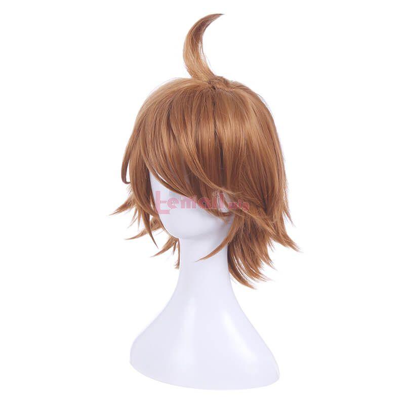short brown wigs cosplay men