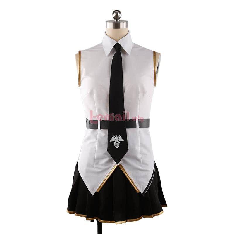 Azur Lane Enterprise B Fullset Cosplay Costume