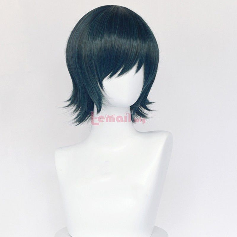 Chainsaw Man Himeno Specially Mix Color Cosplay Wigs