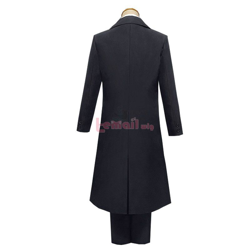 Chainsaw Man Makima Coat Suit Jacket Cosplay Costume