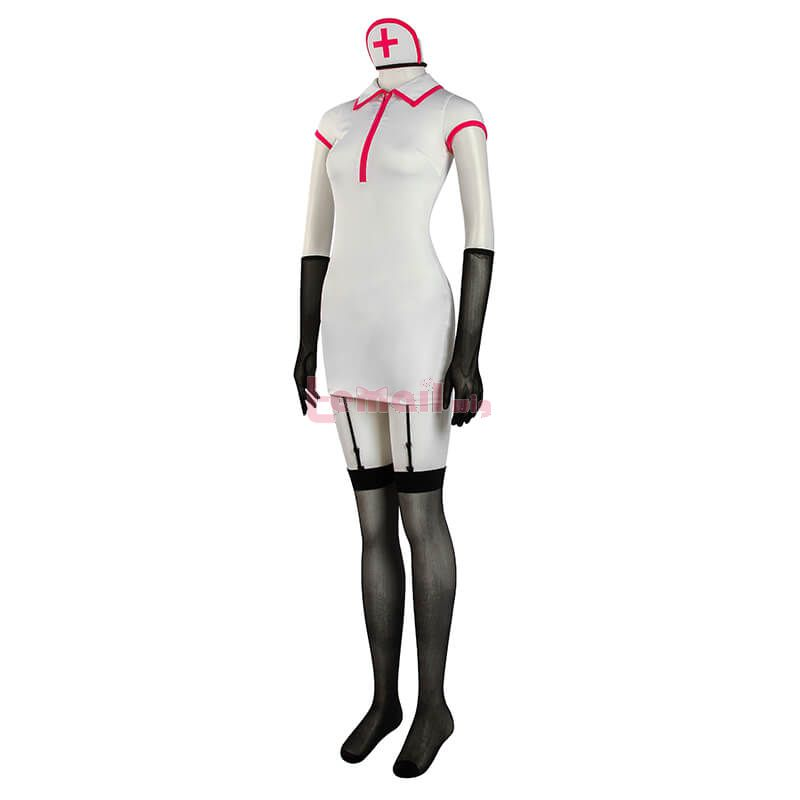 Chainsaw Man Power / Makima Nurse Dress Cosplay Costume