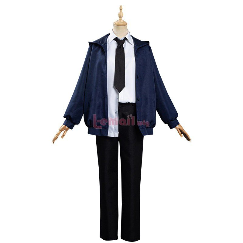 Chainsaw Man Power Coat Suit Jacket Cosplay Costume