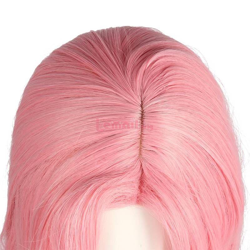 SK∞ / SK8 the Infinity Kaoru Sakurayashiki Long Straight Pink Cosplay Wigs