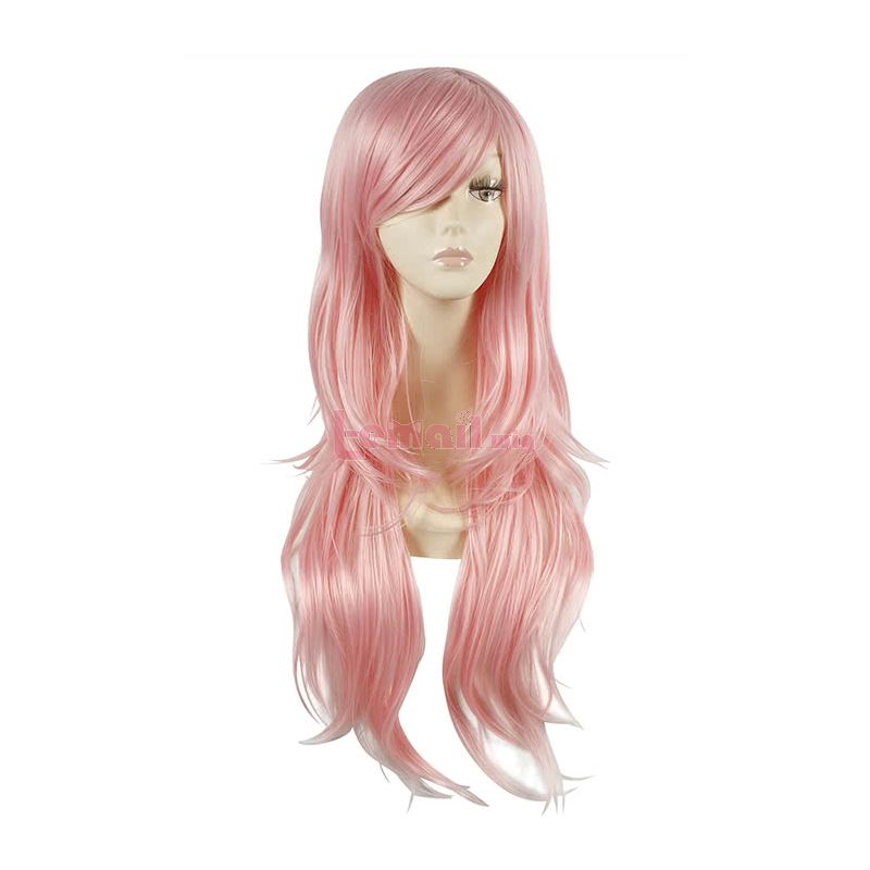 My Little Pony Fluttershy Straight Pink Cosplay Wig