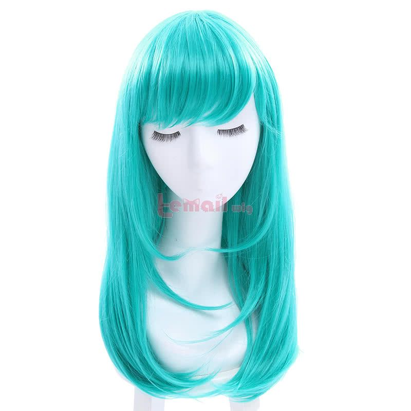 55cm long 13 colors Anime straight Smooth Cosplay wig cw143