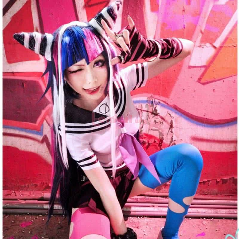 Danganronpa 2 Mioda Ibuki Uniform Fullset Cosplay Costumes