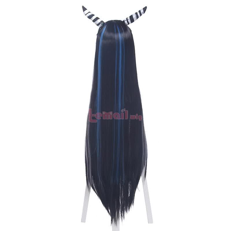 Danganronpa Trigger Happy Havoc Mioda Ibuki 100cm Long Straight Cosplay Wigs