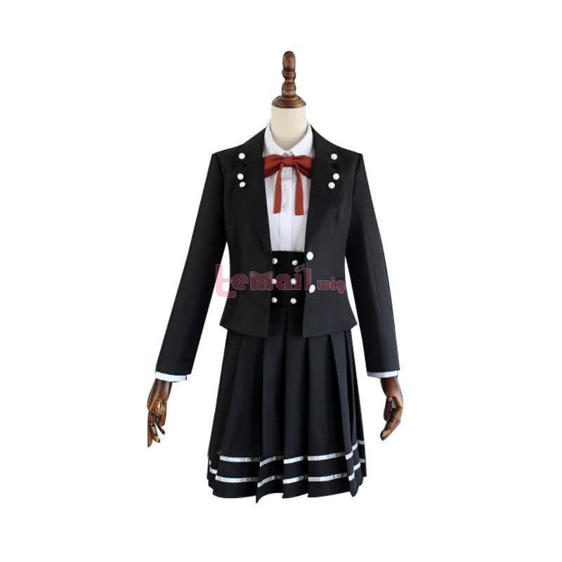 DanganRonpa V3 Shirogane Tsumugi Uniform Fullset Cosplay Costume
