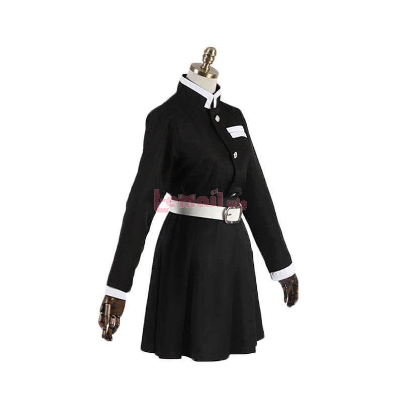 Demon Slayer Kimetsu no Yaiba Tsuyuri Kanawo Uniform Cosplay Costume