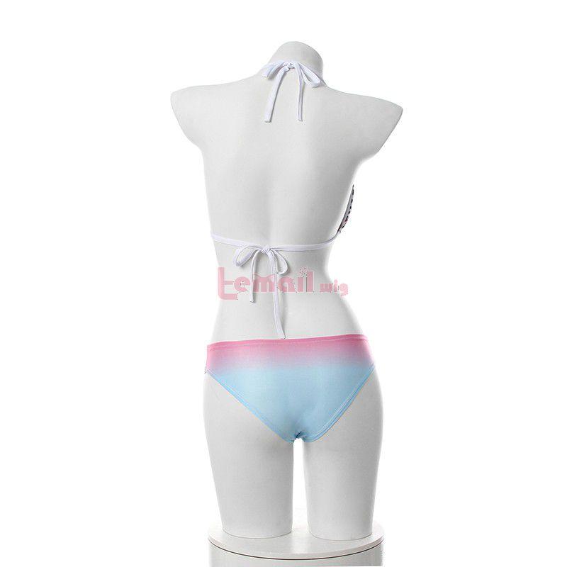 Demon Slayer Kochou Shinobu Swimsuit Bikini Cosplay Costume