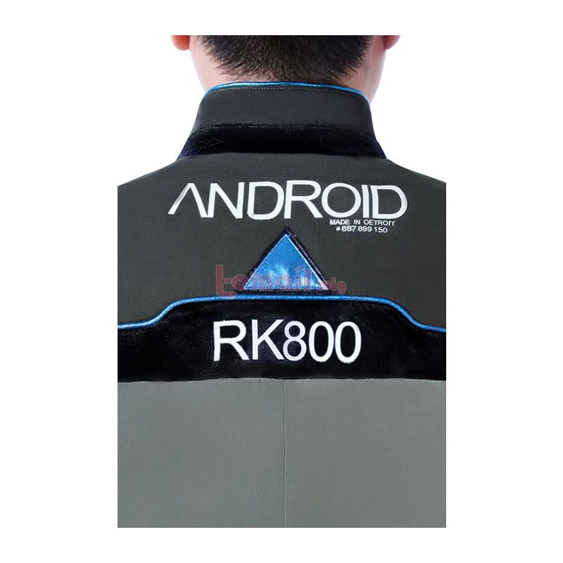 Detroit: Become Human RK800 Connor Cosplay Costume