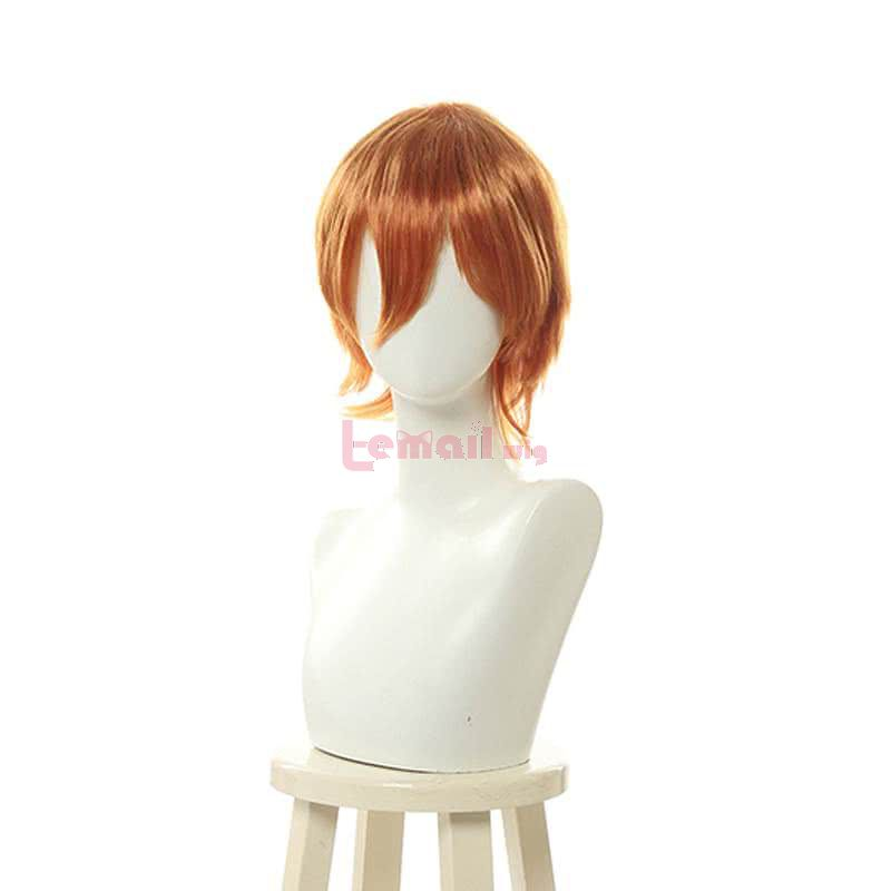 Fashion Men Hair Classic Short Anime Cosplay Wigs