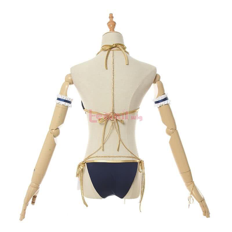 FateGrand Order Tamamo-no-Mae Swimsuit Cosplay Costume