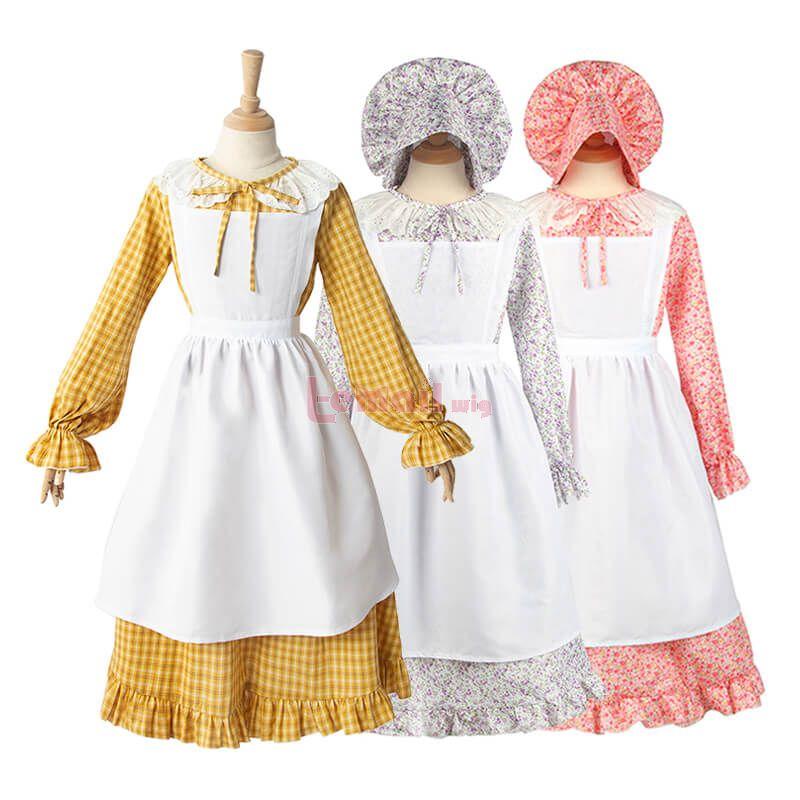 Pioneer Girl Dress
