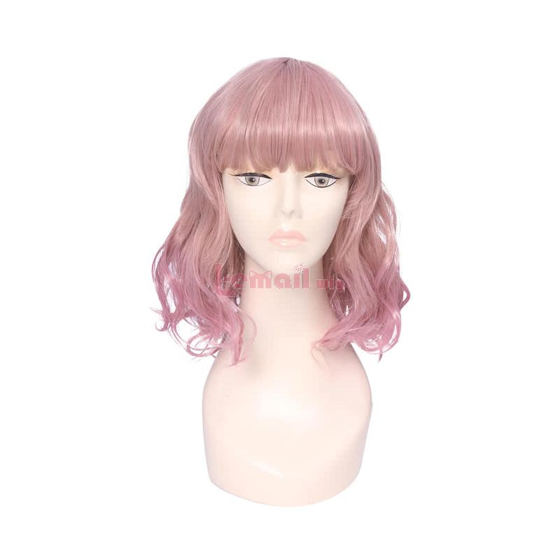 pink womens wigs