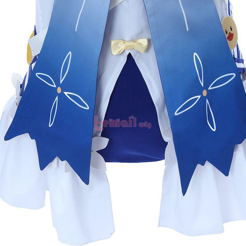 Game Genshin Impact Barbara Swimsuit Cosplay Costume