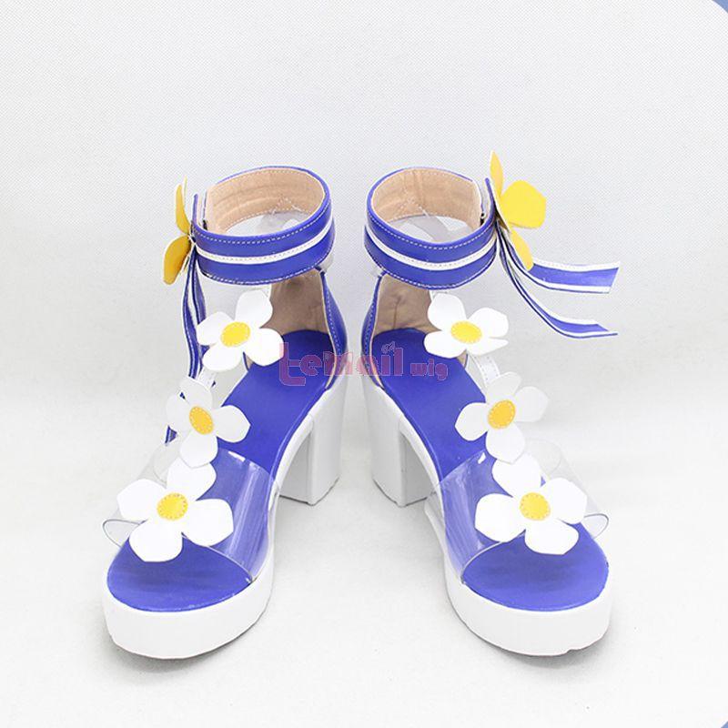 Game Genshin Impact Barbara Swimsuit Cosplay shoes