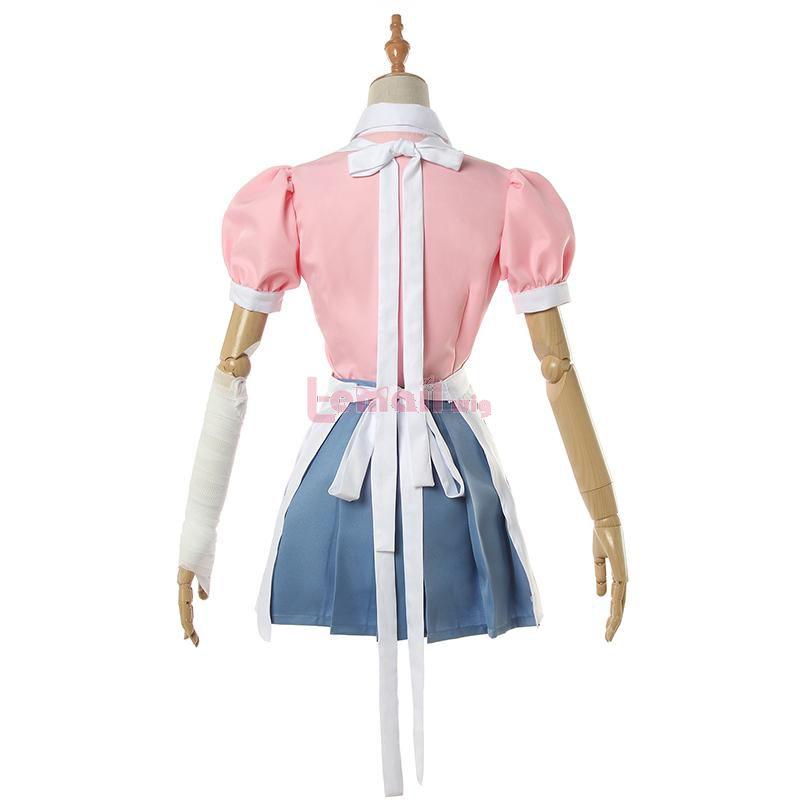Danganronpa Mikan Tsumiki Cosplay Costume