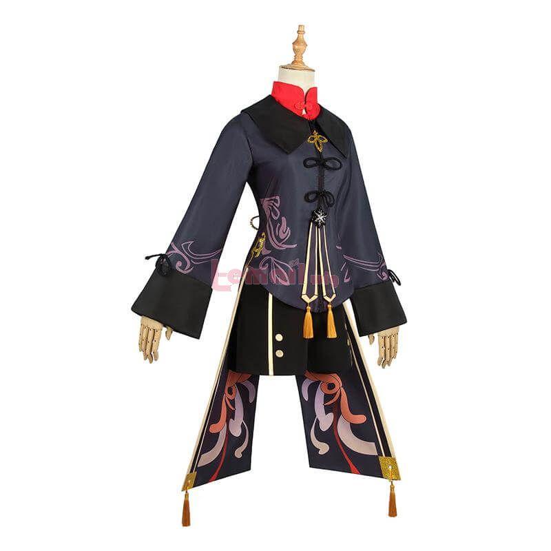 L-email Wig Genshin Impact Hu Tao Cosplay Costume