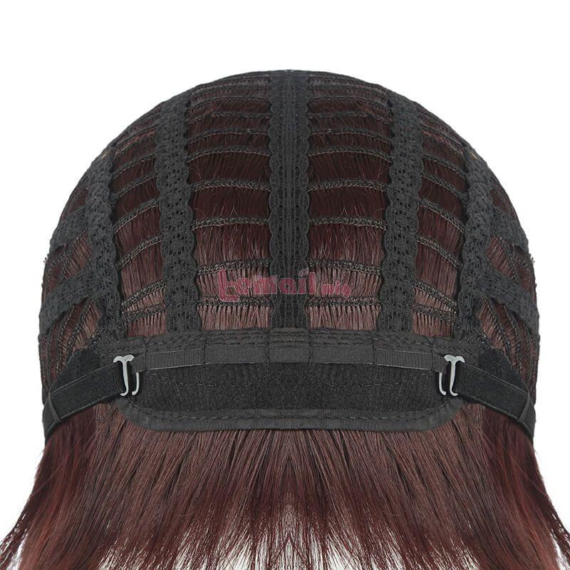Genshin Impact Hutao 110CM Long Gradient Brown Cosplay Wigs