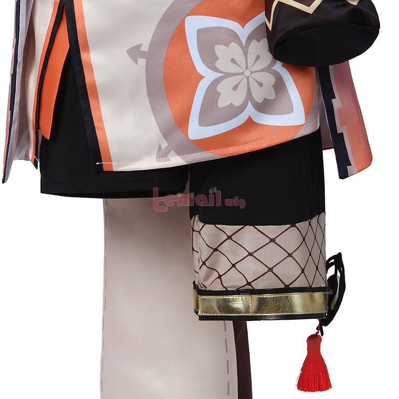 Genshin Impact Sayu Cosplay