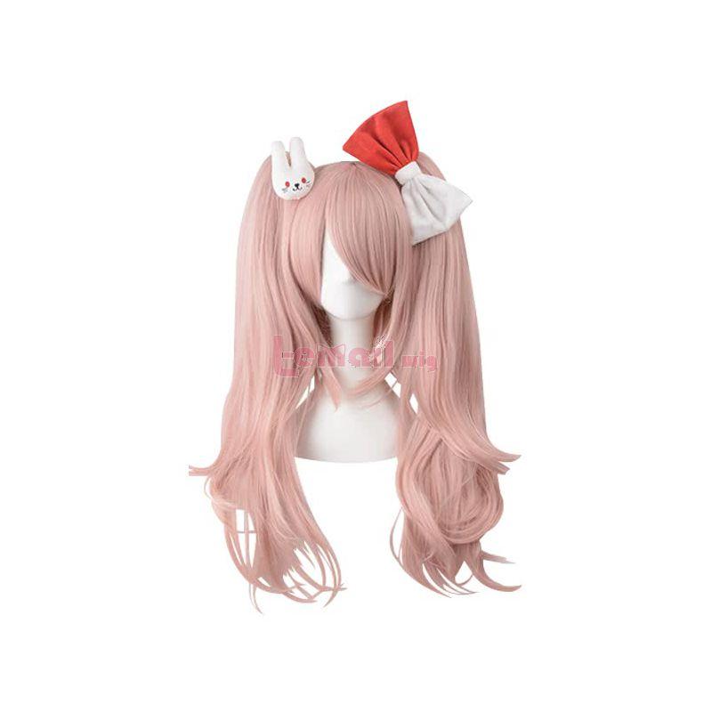 Anime Danganronpa Enoshima Junko Ponytail Cosplay Wigs