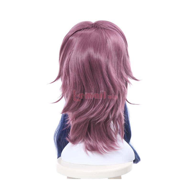 K Project Mishakuji Yukari Styled Purple Cosplay WigsJF-0333-BCM