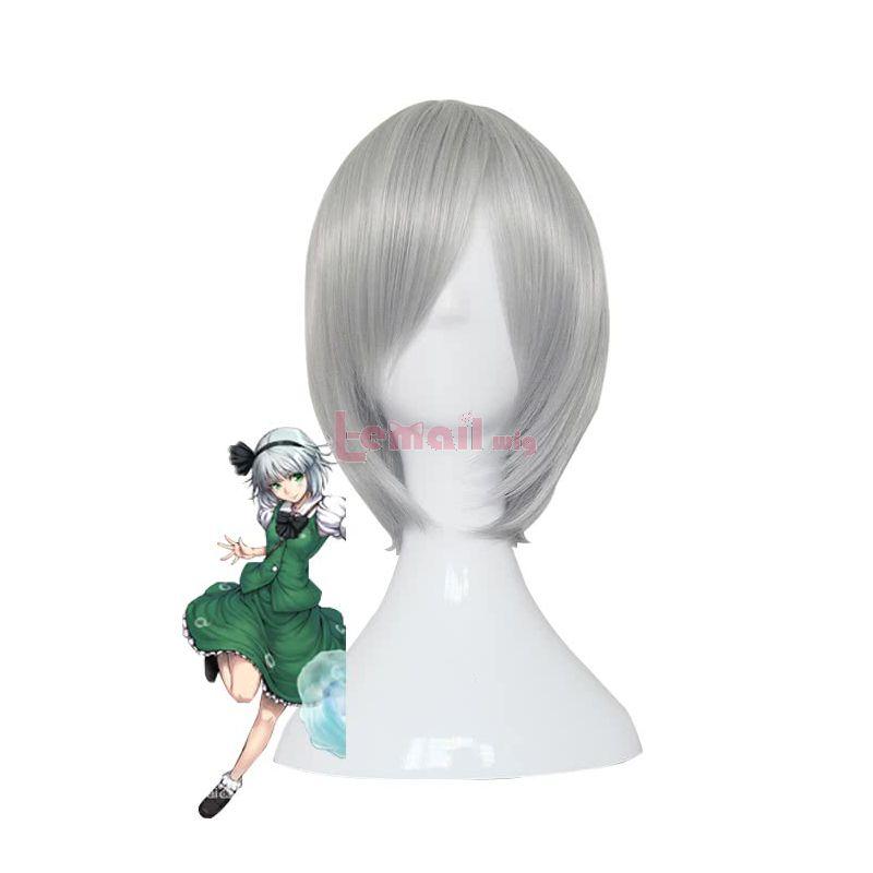 Anime Vampire Knight Youmu Konpaku Cosplay Wigs