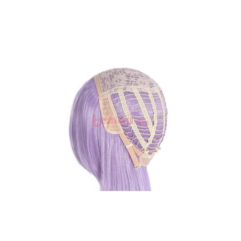 Anime Violet Evergarden Lux Sibilla Cosplay Wigs