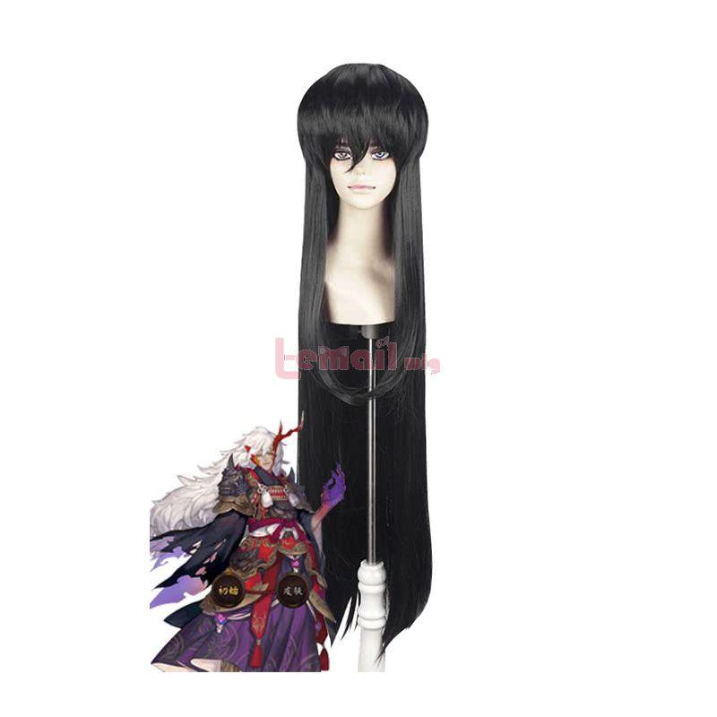 Anime Fate Grand Order Ibaraki Douji Cosplay Wigs