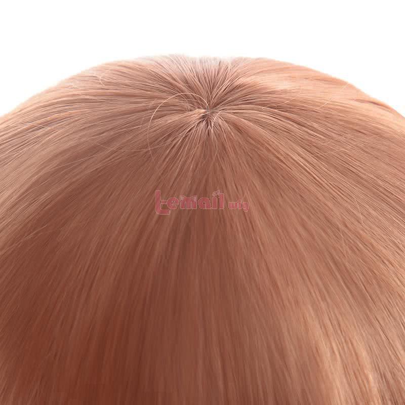 Fashion Women 100cm Long Straight Brown Cosplay Wigs