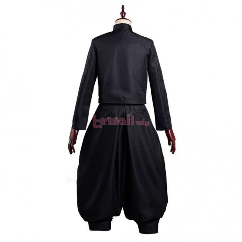 Anime Jujutsu Kaisen Suguru Getou Uniform Cosplay Costume