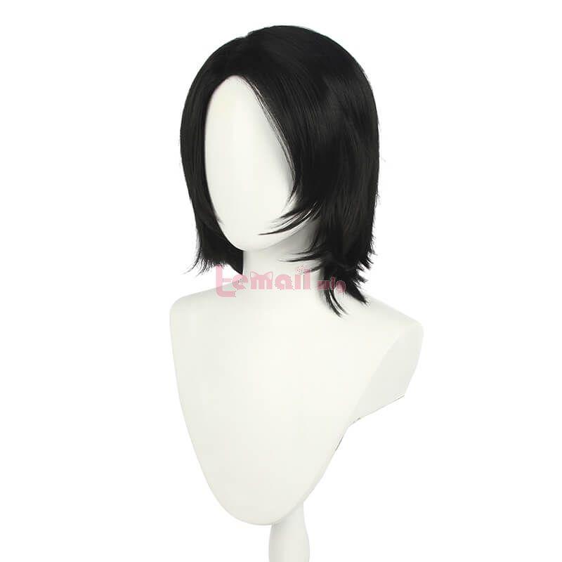 Jujutsu Kaisen Yuta Okkotsu Short Black Men Cosplay Wigs