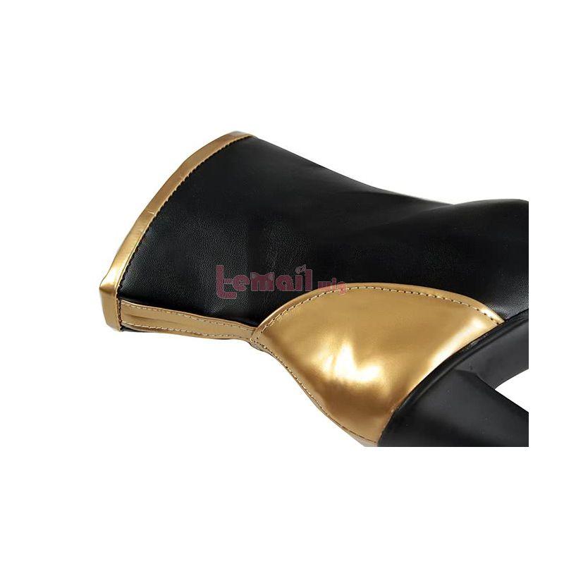 LOL KDA Skin Kaisa Cosplay Shoes