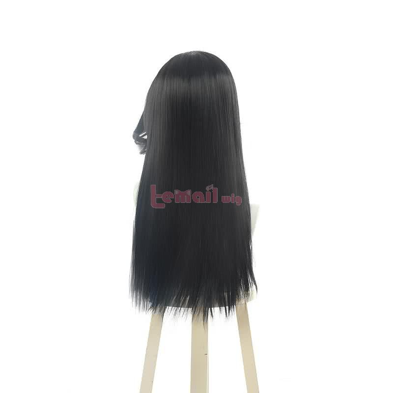 Kyou Kara Ore Wa Hayakawa Kyoko Long Straight Black Cosplay Wigs