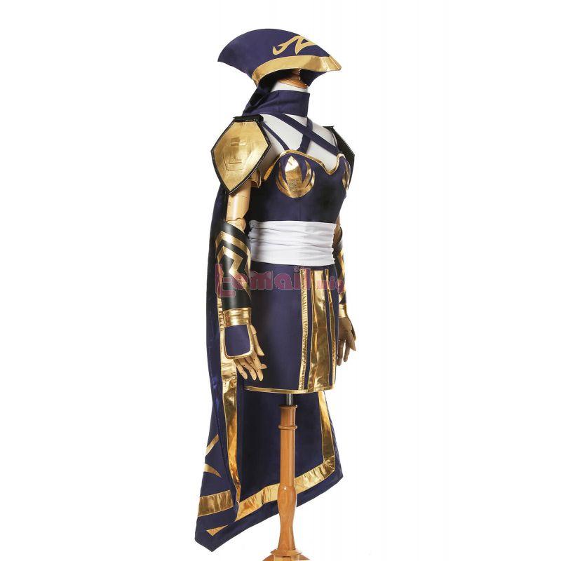 LOL Ashe Cosplay Customization Costumes