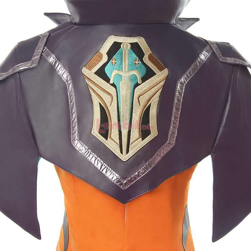 LOL Battle Academy Lux Cosplay Costumes