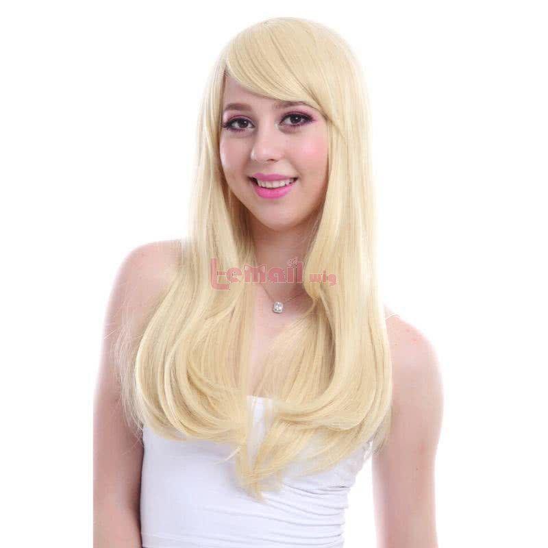 cosplay wig blonde