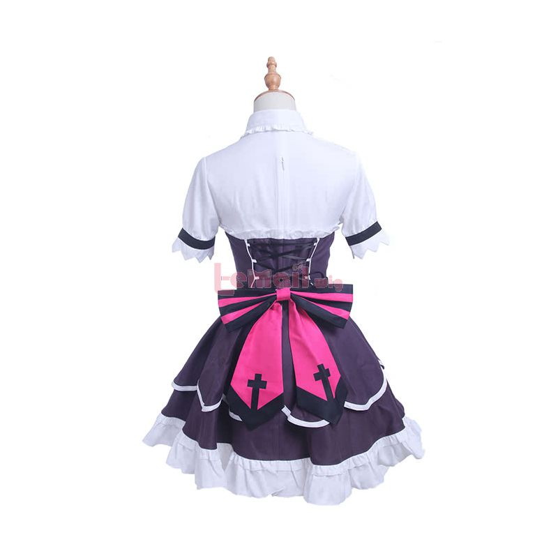 Love Live! Sunshine Aqours Yoshiko Tsushima Fallen Angel Cosplay Costumes