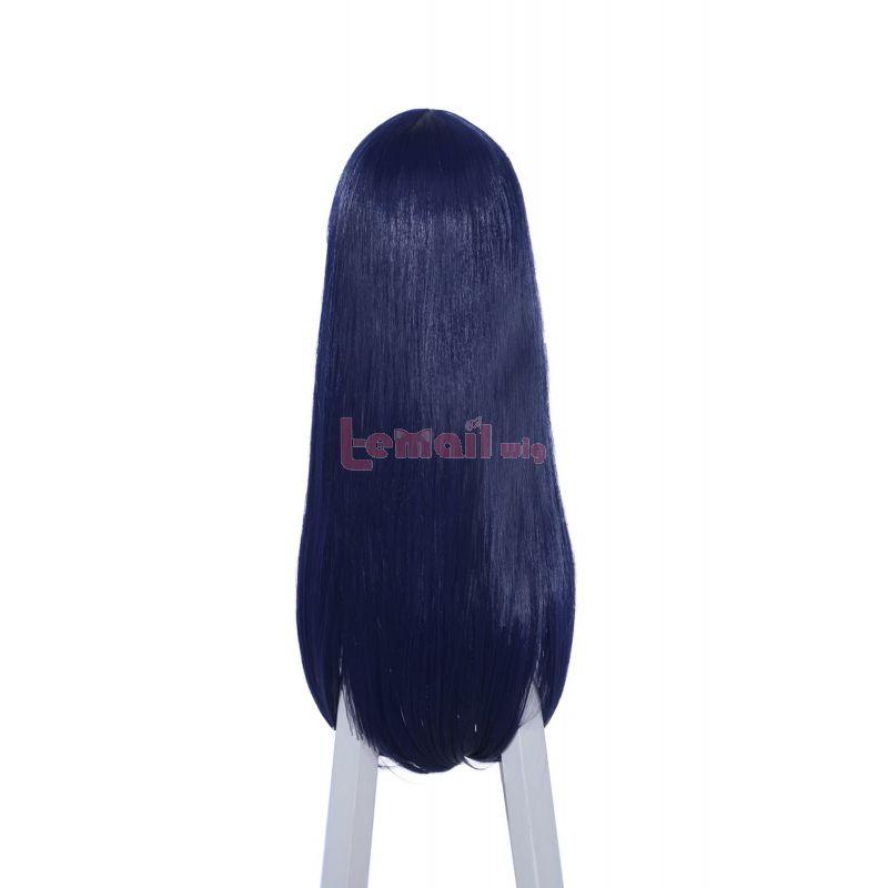 Love Live! Sonoda Umi Fancy Dress Wigs Dark Blue Long Straigt Hair